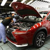 Toyota crowned world's biggest automaker for third year