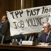 Chief U.S. trade negotiator says TPP deal is within sight