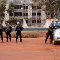 Kidnapped French female aid worker freed in Central African Republic