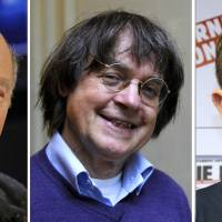 Four of France's top cartoonists killed in Paris massacre