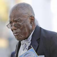 Son of ex-slave who fought in Union Army dies at age 97