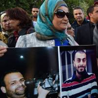 Islamic State in Libya claims execution of two Tunisian journalists