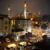 Female suicide bomber strikes in Istanbul, killing policeman