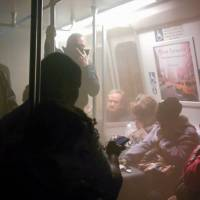 Washington subway system hobbled after fatal accident