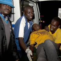 At least one dead in Nairobi high-rise building collapse