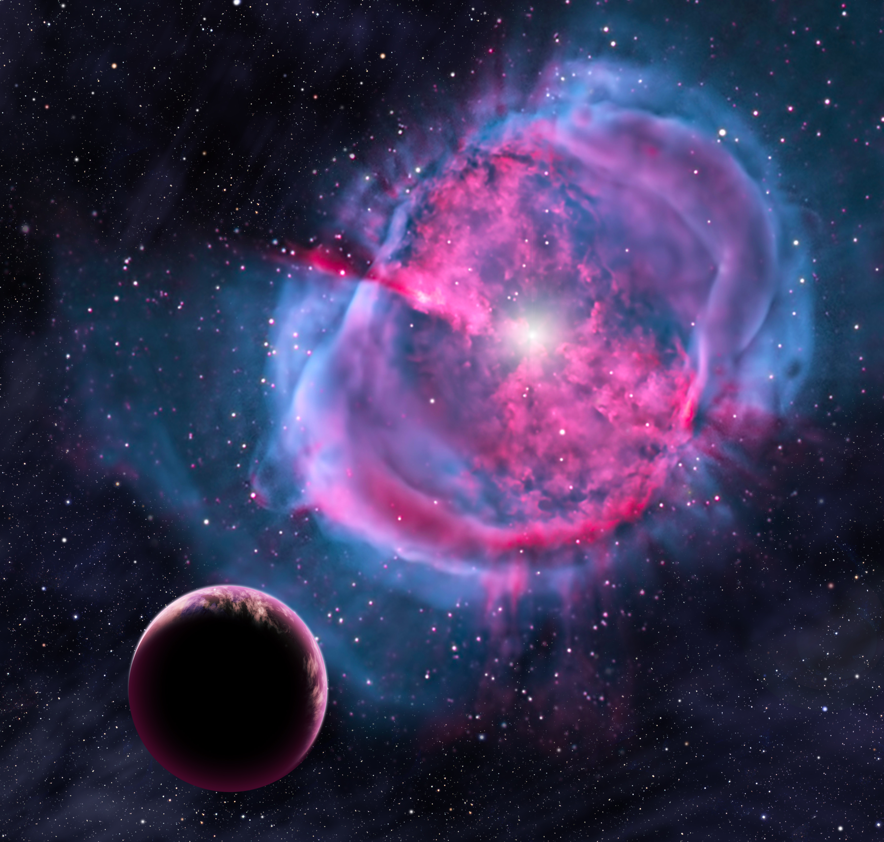 more planets in space - photo #39