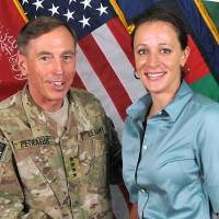 Charges against Petraeus eyed after lover allegedly received classified data