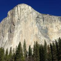 Yosemite climbers make final push to top of El Capitan