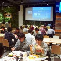 Companies using cafeterias to boost performance, camaraderie