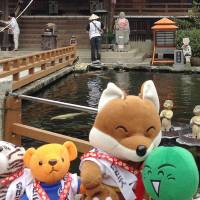 Travel tours for stuffed toys a hit with the elderly, disabled