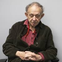 Frederick Wiseman in communion with an art musuem
