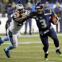 Wilson, Chancellor propel Seahawks past Panthers