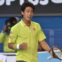 No reason for fans to despair over Nishikori's defeat