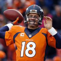 Elway wants to keep Manning as QB for coach-less Broncos