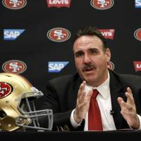 Tomsula has tough act to follow in succeeding Harbaugh