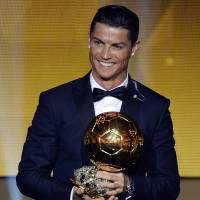 Ronaldo wins FIFA Player of the Year award for third time