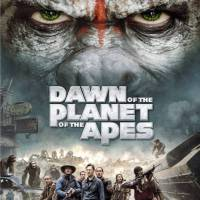 Dawn of the Planet of the Apes (Japan title: Saru no Wakusei: Shinseki — Rising)