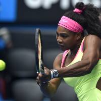 Serena, Sharapova book spots in Australian Open final