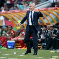 Court accepts match-fixing claim involving Japan manager Aguirre