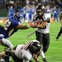 Fujitsu outplays Kwansei Gakuin, claims first Rice Bowl title