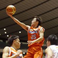 Dragonflies stun Alvark to reach All-Japan final