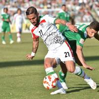 Iraq edges Iran on penalties, advances to Asian Cup semifinals