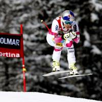 Vonn matches all-time World Cup wins mark at 62