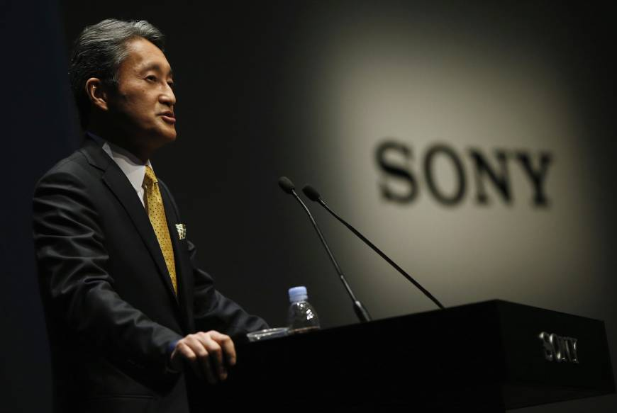 the corporate history of sony corporation and its current businesses Sony is an example of what happens when a company falls blindly in love with its brand, writes tim calkins, a marketing professor at northwestern university's kellogg school of management, at.