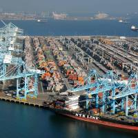 Asian supply lines hit by U.S. West Coast ports dispute