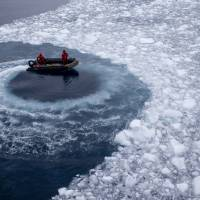 Mysterious Antarctica holds key to mankind's past and future
