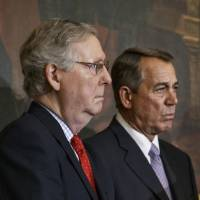 Boehner ready to let funding lapse for U.S. Homeland Security agency