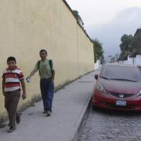 Guatemala's 'fire volcano' erupts, covering towns in ash