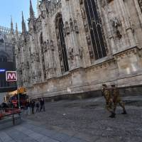 Italy deploys 4,800 soldiers for security at sensitive sites