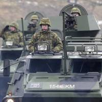 Worried  about Russia, Lithuania plans military conscription
