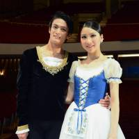 Japanese ballet dancers win third, fifth places in Lausanne competition