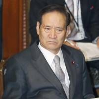 Farm minister admits getting ¥1 million donation after sugar industry group received state subsidy