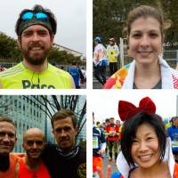 Tokyo: Why did you decide to run the Tokyo Marathon?