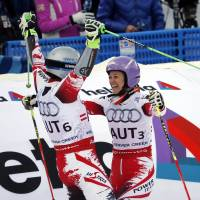 Austria takes team gold at worlds in Colorado