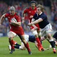 Wales continues dominance against Scotland