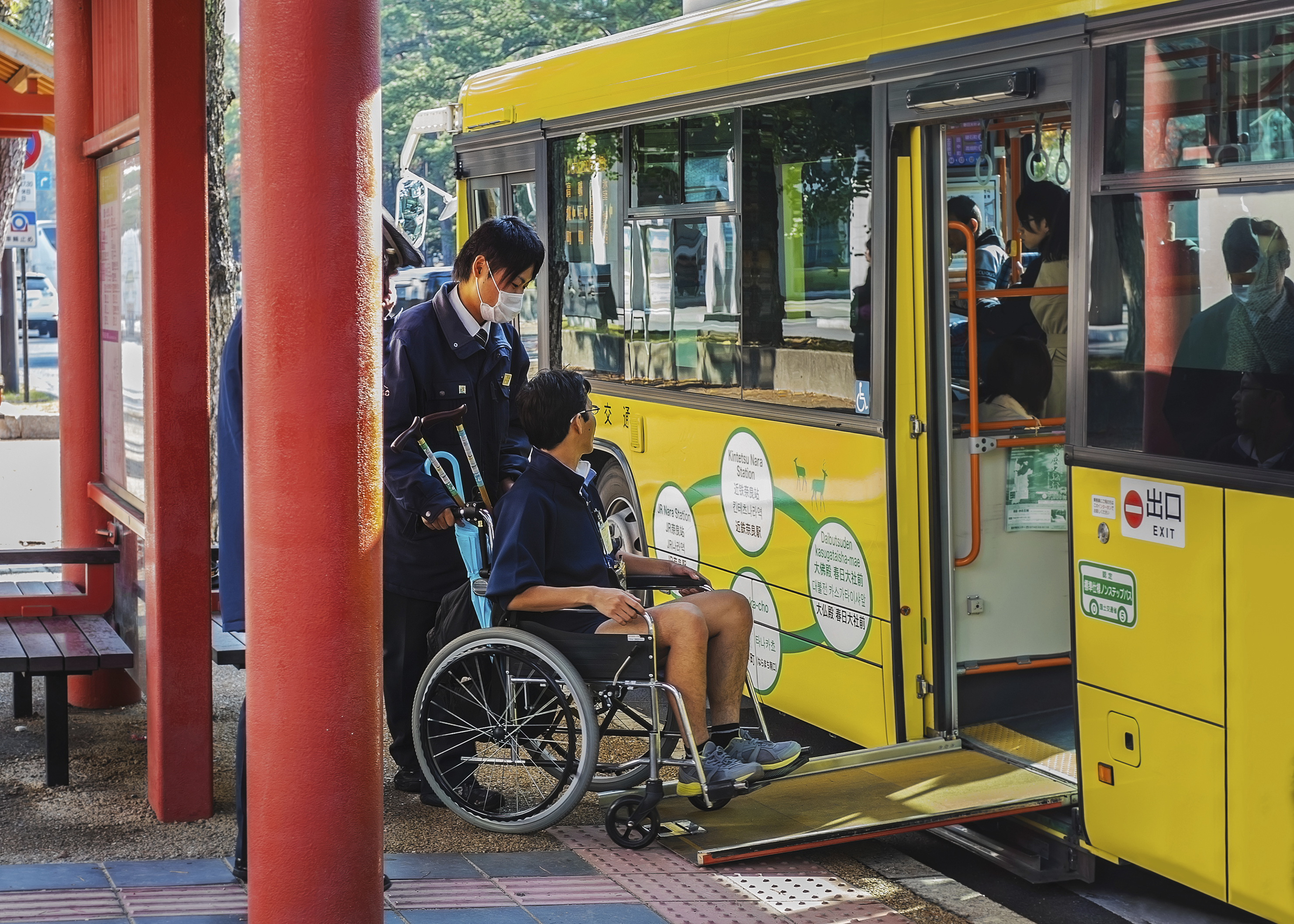 Breaking Down The Barriers Can Tokyo Improve Access For