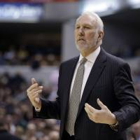 Popovich wins 1,000th game