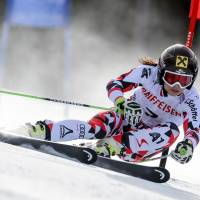 Fenninger takes gold in GS
