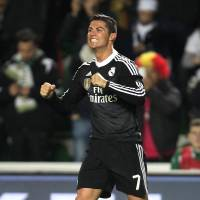 Ronaldo, Benzema team up to power Madrid past Elche