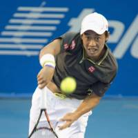 Nishikori into Mexico final, will rise to No. 4