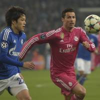 Madrid beats back Schalke