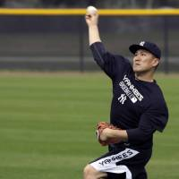 Yankees eager to watch Tanaka's next bullpen