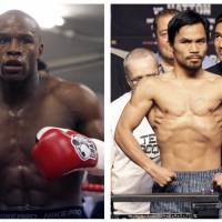Mayweather, Pacquiao to fight May 2