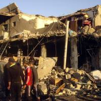 Iraq says it busted Islamic State Baghdad bombing network
