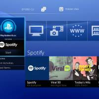 Sony teams up with Spotify to stream music for PlayStation users