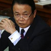 Japan rules out joining China-led investment bank as founding member